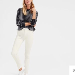 Everlane The High-Rise Skinny Jean